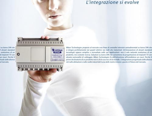 Campagna pubblicitaria Mitan Technologies
