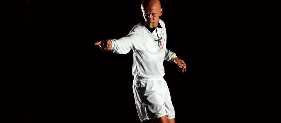 Diadora soccer referees Collina