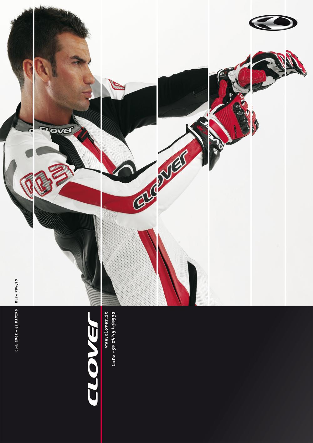 Advertising Campagna pubblicitaria Clover 2007