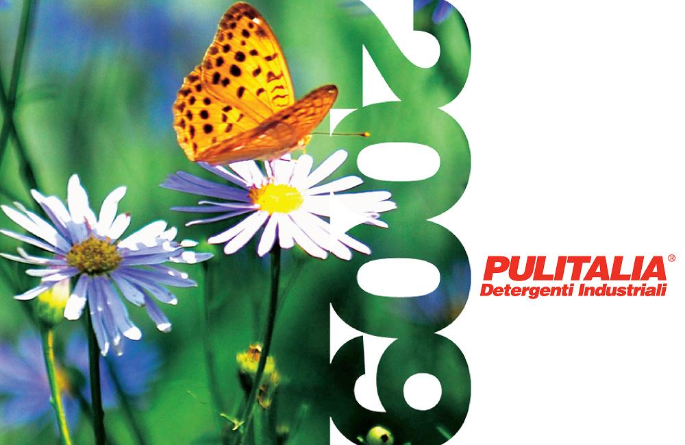 Calendario Pulitalia 2009