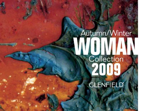 Book collezione Autunno/Inverno 2009 Glenfield