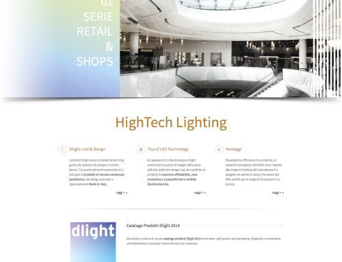 Website LED devices