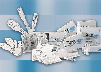 Packaging gamma prodotti farmaceutici vislube