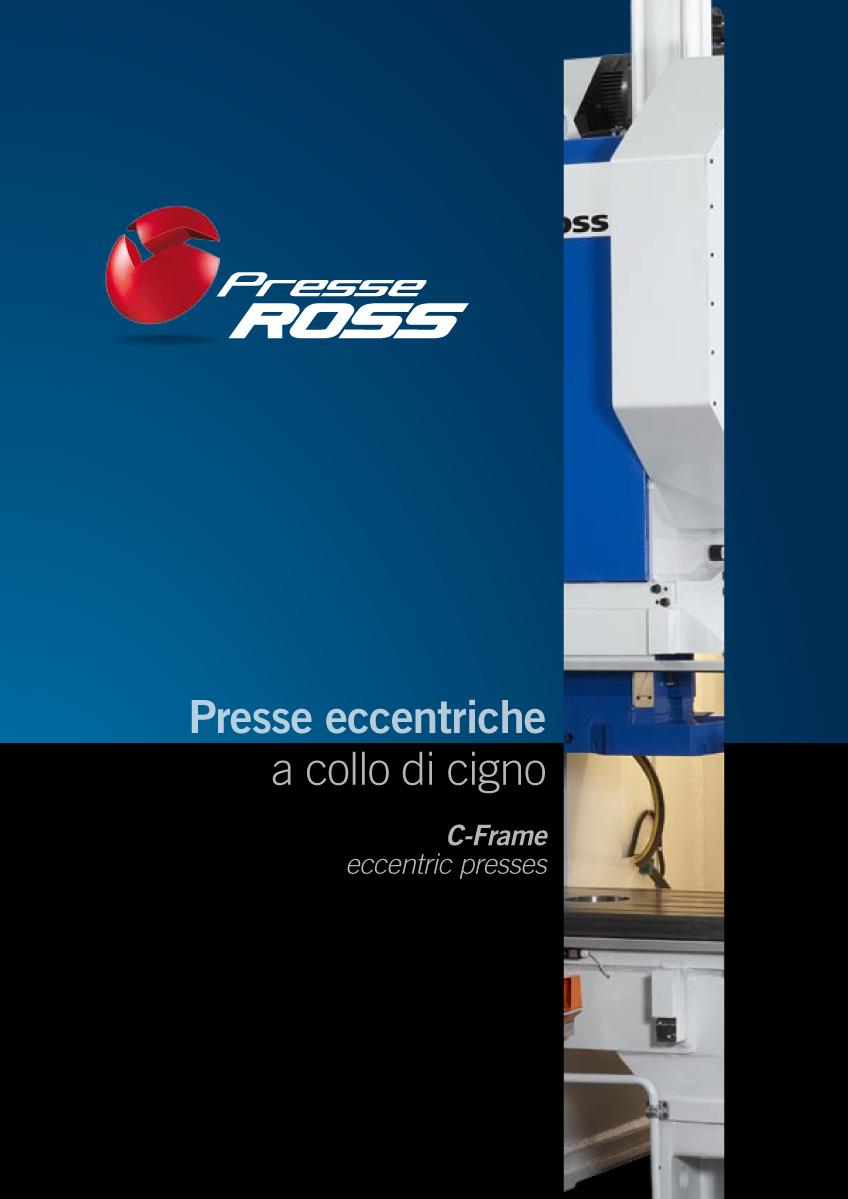 Strumenti di promozione-promotional activities: catalogo generale PresseRoss
