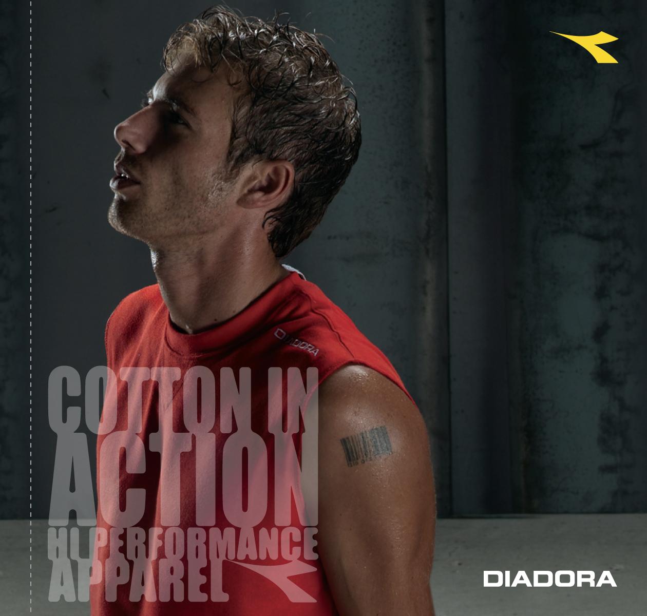 Catalogo Cotton in Action Diadora