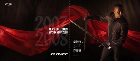strumenti di promozione-promotional activities: catalogo generale prodotti Clover