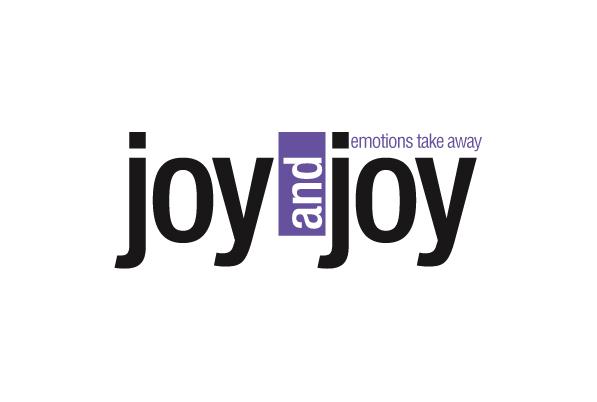 Immagine coordinata-corporate image: JoyandJoy Logo-mark
