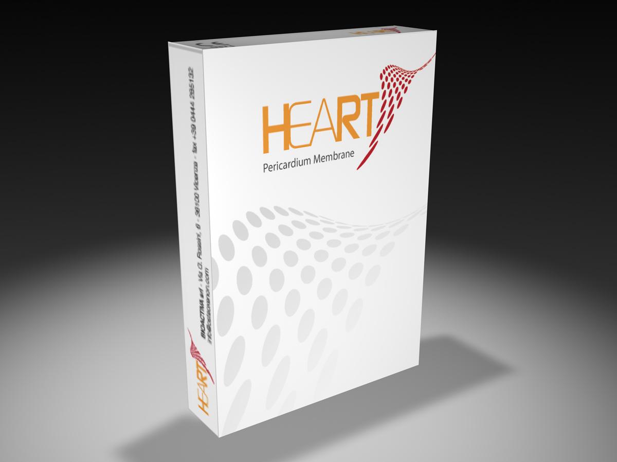 Packaging prodotti medico-farmaceutici Heart