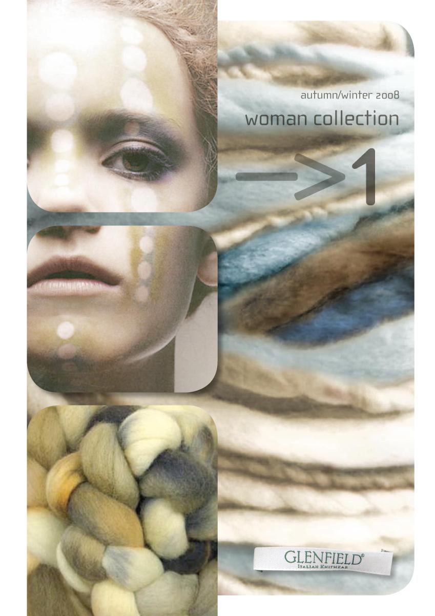 Copertina Book Collezione Woman AI08