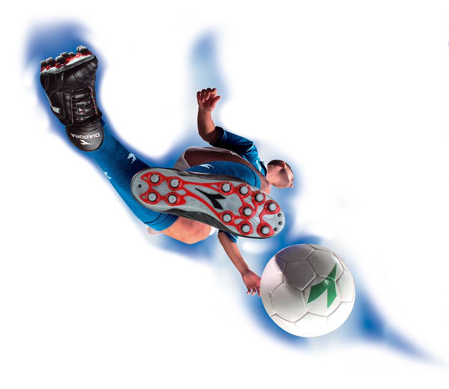 Immagine promozionale per scarpa da calcio Morpho di Diadora