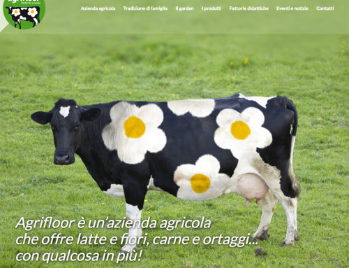 Website for farm and floriculture
