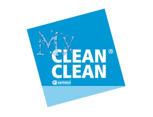 Logo for self service loundry